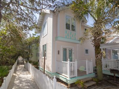 Photo for Paradise30A~Romance, Newly Renovated, Seaside, Heated community pools!- Call for Fall discounts!