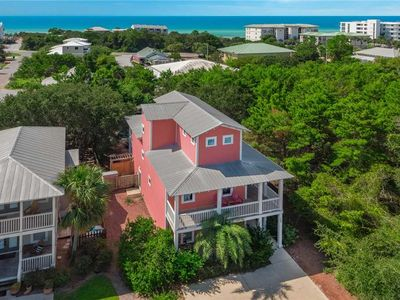 Photo for Elizabeach - Heated Private Pool, Community Pool, Grill, Wifi, 30-A!
