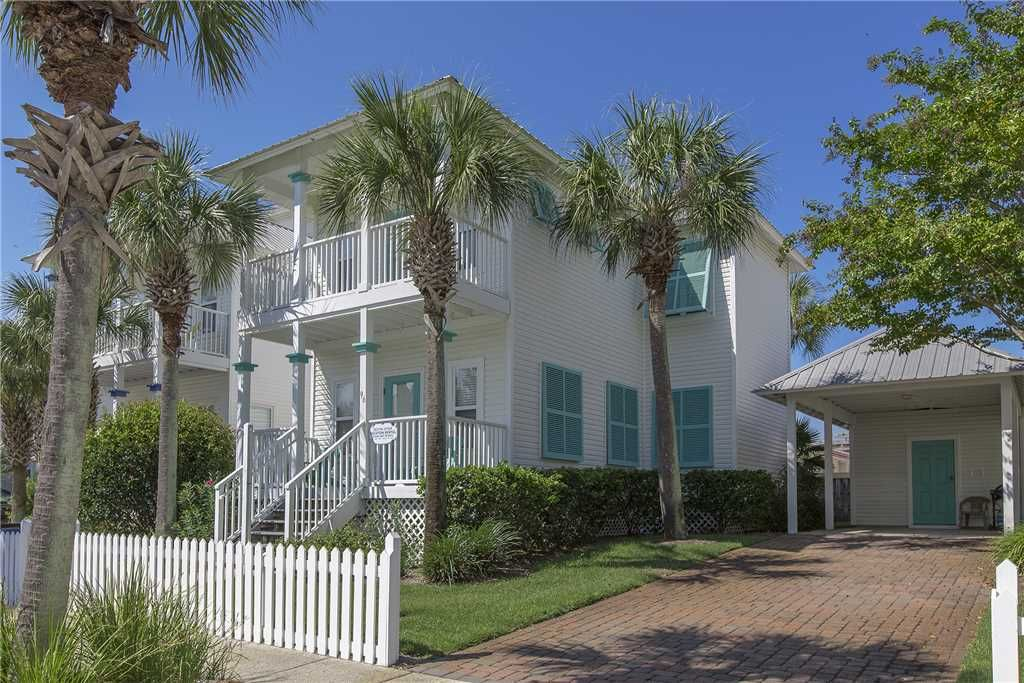 Destination miramar beach gulfside cottages community - Pet friendly cottages with swimming pool ...