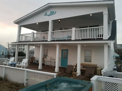 Photo for OCEAN FRONT OCEAN VIEW HOUSE ( CHECK OUT INCREDIBLE DISCOUNT OFF SEASON RATES )