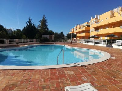 Photo for 2 bedroom apartment with pool in Conceiçao de Cabanas
