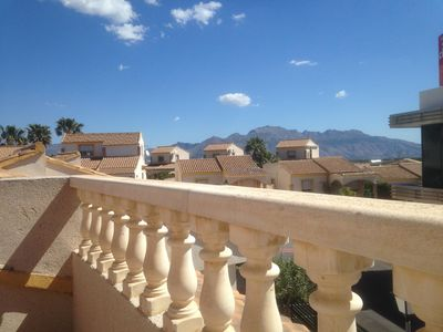 Photo for Delightful Apartment. With Views across Altea, La Nuica. 10 Minutes to anywhere.