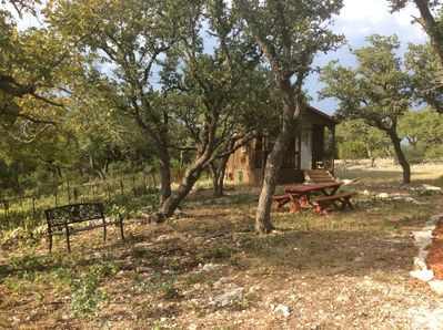 Quiet Cabin in the Country, 15 minutes from Fredericksburg, Pet Friendly on map of moody tx, map of horseshoe bay tx, map of george west tx, map of pipe creek tx, map of meadowlakes tx, map of wimberley tx, map of bee cave tx, map of romayor tx, map of rocksprings tx, map of calallen tx, map of garden ridge tx, map of lindale tx, map of granite shoals tx, map of hamilton pool tx, map of wallisville tx, map of tiki island tx, map of austin tx, map of hollywood park tx, map of tx cities texas, map of n richland hills tx,