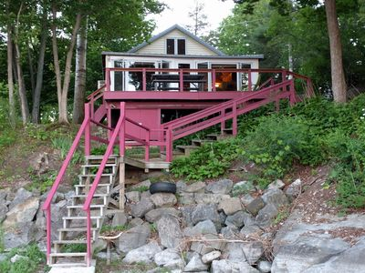 Photo for Lake front cottage, Long Point community, North Ferrisburgh, Vermont