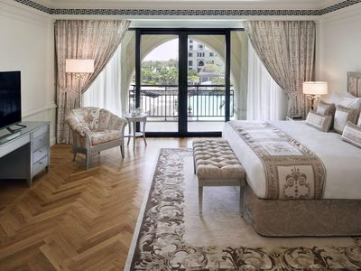 Photo for Palazzo VERSACE Dubai - Residence Three Bedroom Creek View