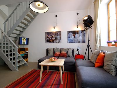 Apartments Near Prague Castle and Charles Bridge