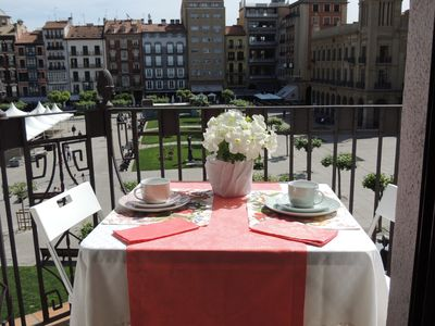 Photo for APARTMENT IN THE HEART OF PAMPLONA