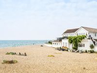A stunning property full of character, on the beach with lovely views.