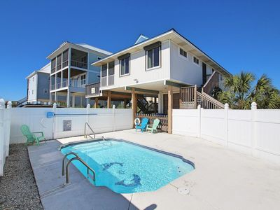 Photo for Available Now! Private Pool and Fantastic Gulf Views.