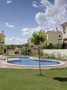 Photo for 4 Bed/4 Bath Detached Luxury Villa with Private Garden and stunning shared pool