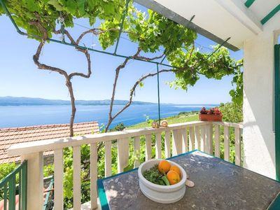 Photo for Apartments Nada, (14745), Bol, island of Brac, Croatia