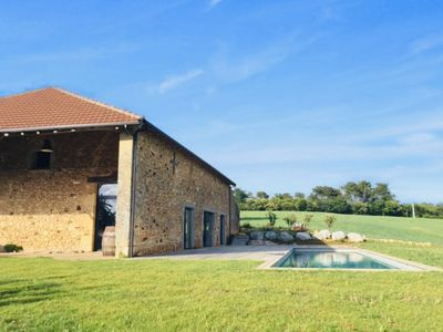 Photo for Grange des Bories 6 bedrooms Swimming pool 15m