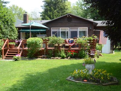 Photo for 4BR House Vacation Rental in Honeoye, New York