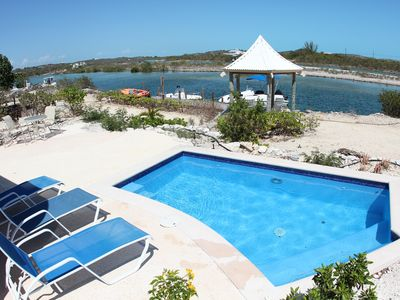 Photo for 3BR House Vacation Rental in Cooper Jack Bay Settlement, Caicos Islands