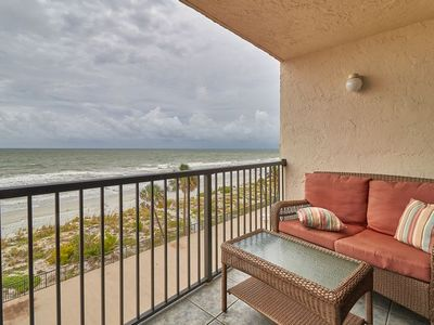 Photo for Enjoy Breathtaking views and sunsets from this beautiful Direct Gulf Front Unit!!