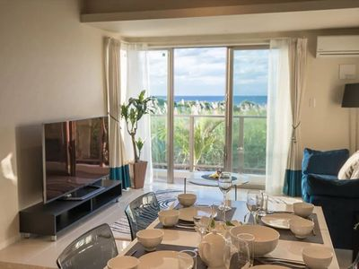 Photo for 1 minute to the sea / extravagant holiday at the 3BR Resort Condo! OR101