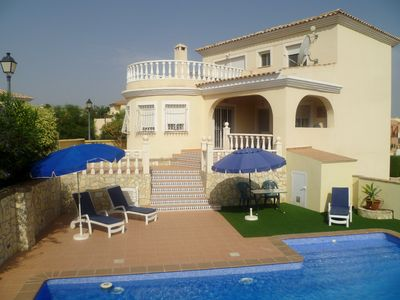 Photo for 3BR Villa Vacation Rental in Turre