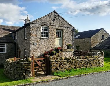 Photo for Timbessie Barn in the heart of traditional Wensleydale village, Yorkshire Dales.