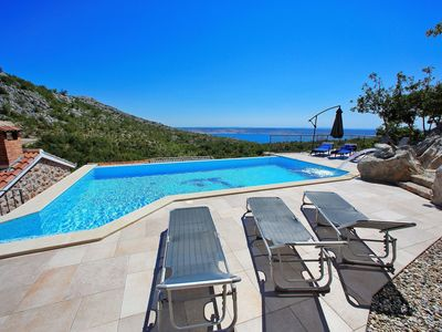 Photo for Lovely Holiday Home in Starigrad with Private Swimming Pool
