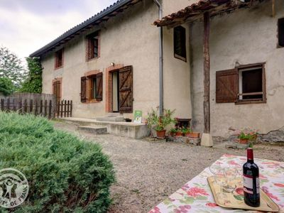 Photo for Gite Cleppé, 3 bedrooms, 6 persons