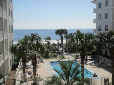 Photo for 3 wks of Summer Open 7/20 to 8/10! Book Now! Directly On Beach W/Great View!