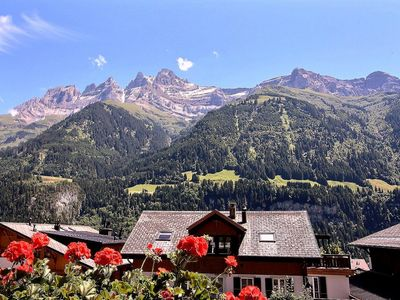 Photo for Nice holiday accommodation of 33m2 on the 3rd floor in the residence Dents du Midi, in the village c