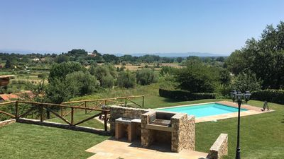 Photo for Villa Alexia Tuscany (entire house with private garden and pool)