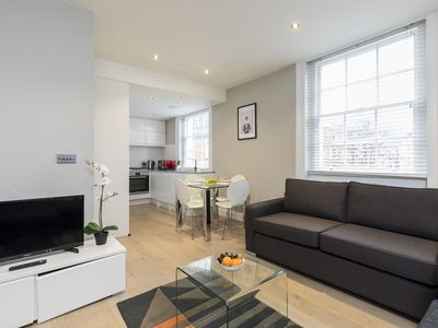 Photo for LOVELY 1BR IN COVENT GARDEN - CLOSE TO  LEICESTER SQURE - HEART OF LONDON!