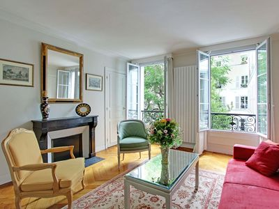 Photo for 2 Bedroom - Monceau Area - Close to Sacre Coeur