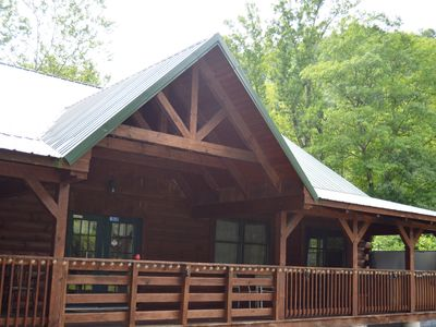 Photo for River Retreat Cabins - The Grizzly