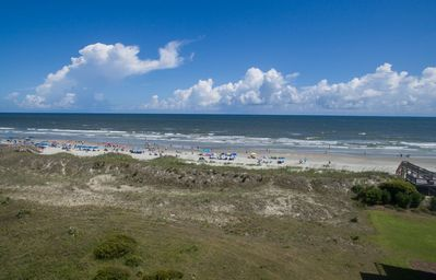 Photo for Gorgeous Full Ocean View, Steps to Beach, Family-Friendly, Islander Resort Pool