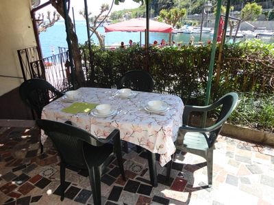Photo for Tastefully furnished 2½-room apartment on the charming lake promenade