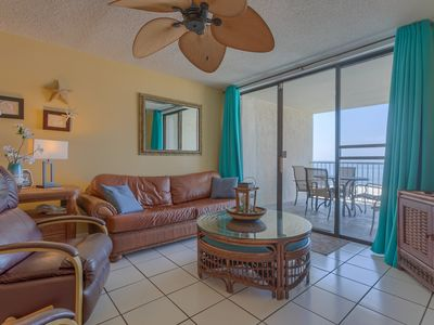 Photo for Seaside Beach & Racquet 3402 Orange Beach Gulf Front Vacation Condo Rental - Meyer Vacation Rentals