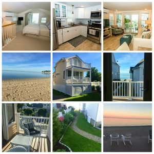 Photo for Charming Private Beach Cottage! Beautiful all Four Seasons!