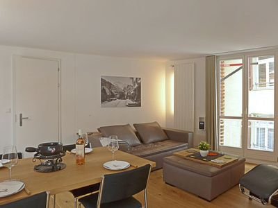Photo for Apartment Lauber in Wengen - 2 persons, 1 bedrooms