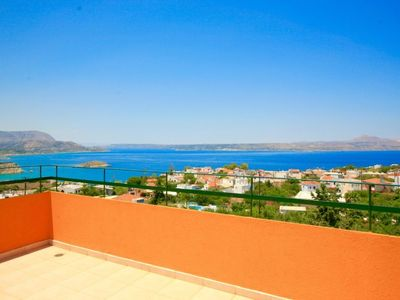 Photo for Vacation home Odysseus in Plaka - 6 persons, 2 bedrooms