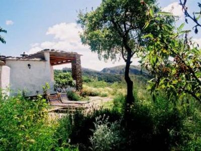 Photo for House with garden on the edge of a white village in the Alpujarras