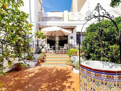 Photo for SITGES LEMON TREE - Enjoy a typical Sitges patio