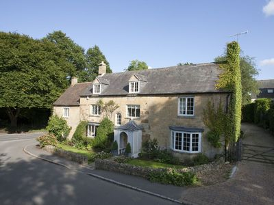 Photo for Wolds End House is an elegant period property on the edge of Chipping Campden.