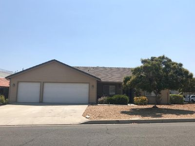 Photo for Quaint three bedroom two bath home in quiet, private gated community.