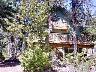Cozy Dog Friendly Mountain Chalet W Priva Vrbo