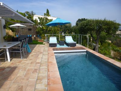 Photo for Charming villa with pool Sainte Maxime