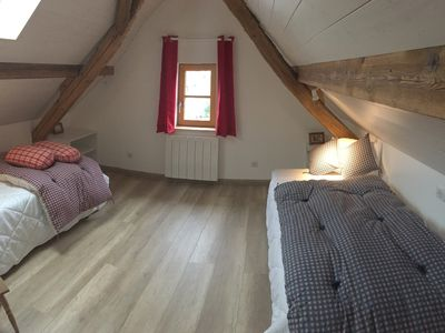 Photo for Gîte Sainte Famille in the heart of Alsace TOTAL RENOVATION end of 2016.