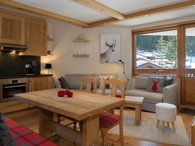 Photo for A chalet ambiance with a perfect situation.