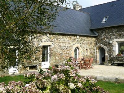 Photo for holiday home, Plouégat-Guérand  in Finistère - 8 persons, 4 bedrooms