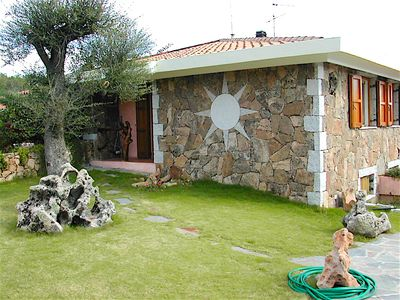 Photo for VILLA ON THE SEA WITH GARDEN ON THE BEACH