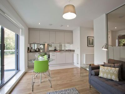 Photo for LUXURY STUDIO Apartment in Stoneywood, Aberdeen