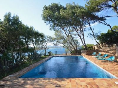 Photo for Begur Villa, Sleeps 10 with Pool and WiFi