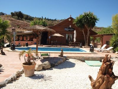 Photo for 4 bedroom Villa, sleeps 14 with Pool, Air Con and FREE WiFi
