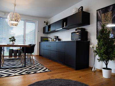 Photo for Villa Popp - Luxury Apartment Ljubljana 3 Bedroom 2 Bathroom Free Parking